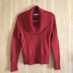 Eight Eight Eight Medium Red Mohair Sweater